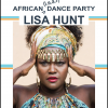 Lisa Hunt African (l.e.a.f.) Dance Party