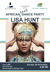 Lisa Hunt Fundraiser