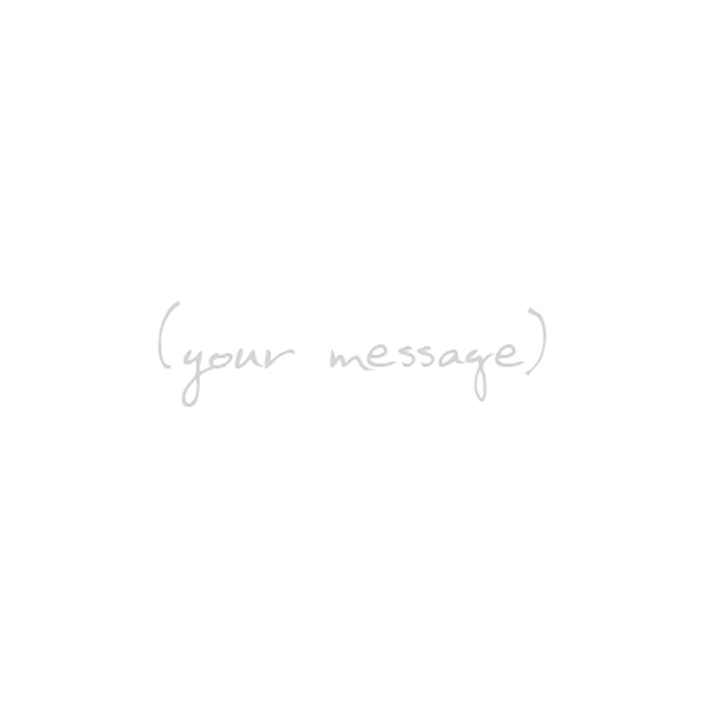 your message